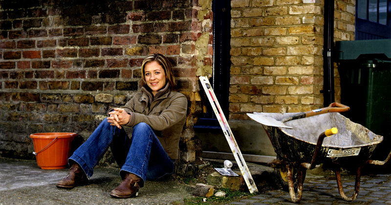 "Sarah Beeny i ""Property Ladder"" i TV8 Play"