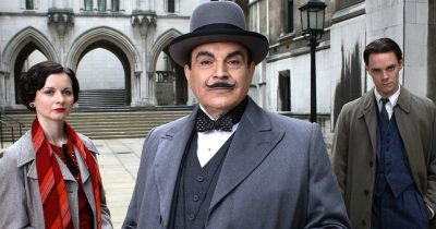 Poirot - TV4 Play