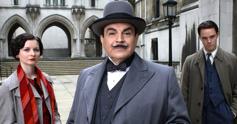 Poirot på TV4 Play