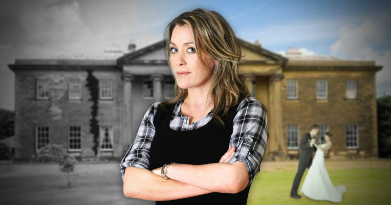 "Sarah Beeny i ""Property Ladder - Mardrömsprojektet"" i TV8 Play"