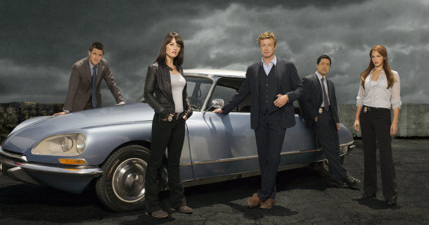 "Skådespelare i ""The Mentalist"" i TV3 Play"