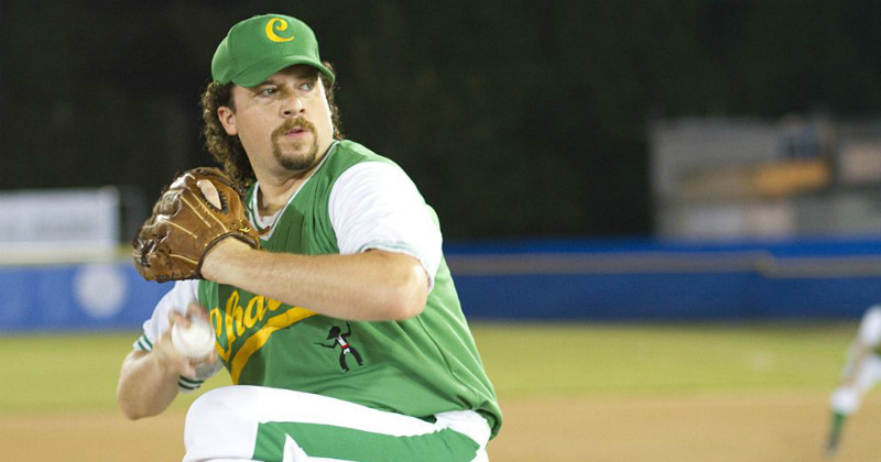 """Kenny Powers i komediserien """"Eastbound and Down"""" i SVT Play"""