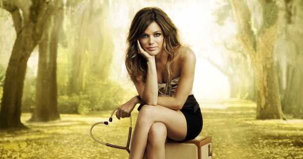 "Rachel Bilson i tv-serien ""Hart of Dixie"" i Kanal 5 Play"