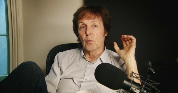"Paul McCartney i ""Magical Mystery Tour - så kom den till"" i SVT Play"