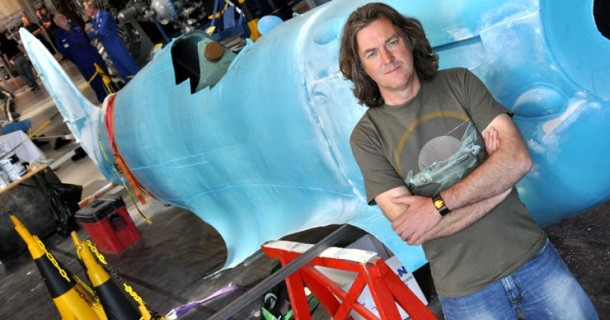 "James May i ""James May´s Toy Stories"" i TV10 Play"