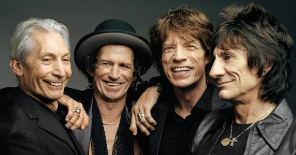 The Rolling Stones 50 år som band, jubileumskonsert i svt play