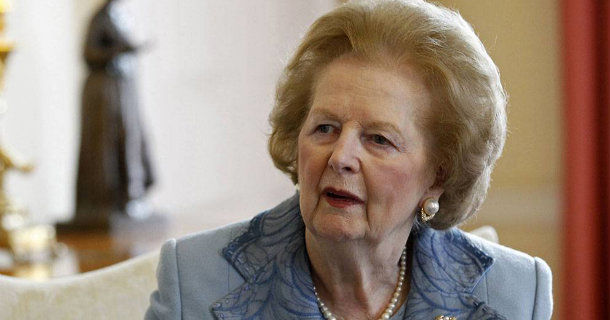 Margaret Thatchers begravning LIVE i SVT Play