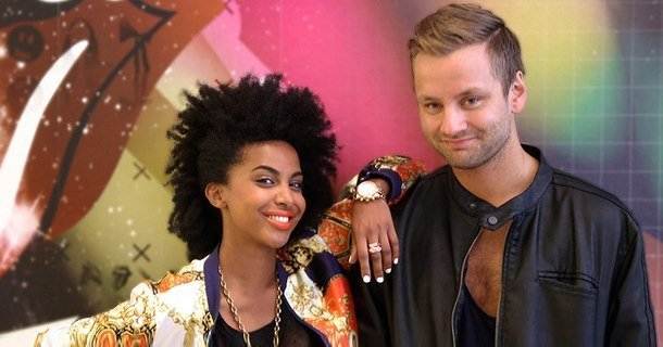 David Arkhult & Bishat Araya i ClubTrekkers i TV4 Play