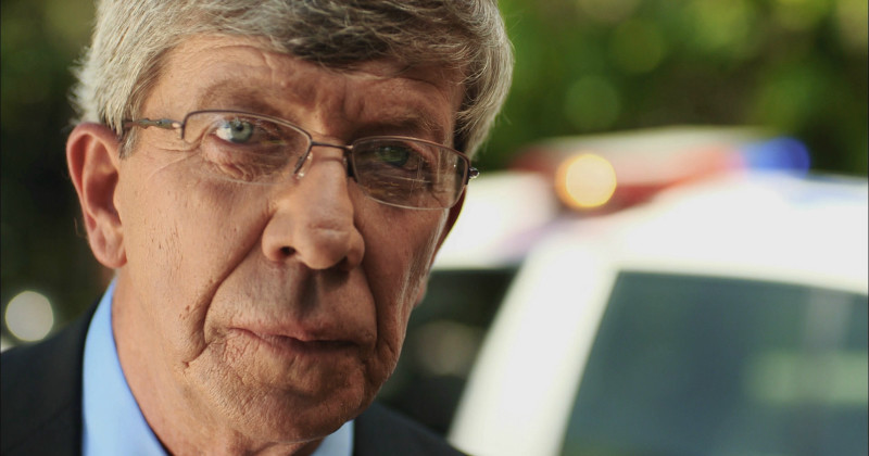Joe Kenda i Mordutredarens egna fall i TV4 Play.