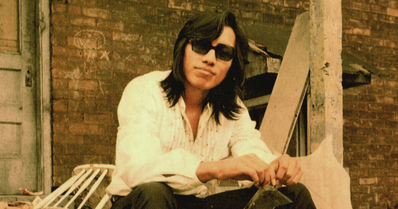 Rodriguez i Searching for Sugar Man i SVT Play