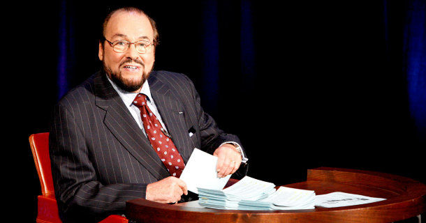 "James Lipton i ""Actors Studio"" i SVT Play"