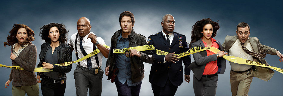 "Skådespelare i serien ""Brooklyn Nine Nine"" i TV6 Play"