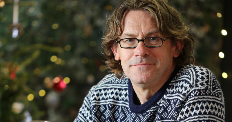 "Nigel Slater i ""Nigel Slaters julrätter"" i TV4 Play"