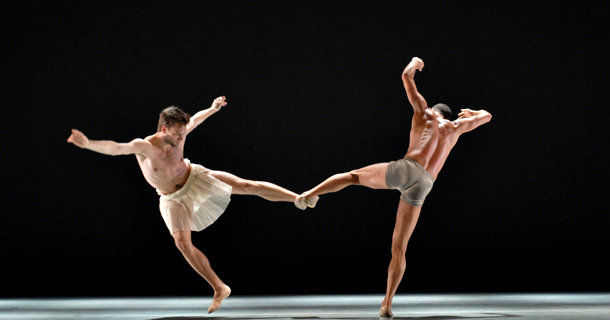 "Dansare i ""Alonzo King x 2"" i SVT Play"
