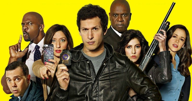 Brooklyn Nine Nine på TV6 Viafree