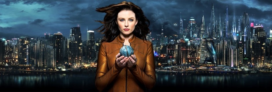 Huvudperson i tv-serien Continuum i TV6 Play