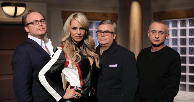 "Four Rooms i serien ""Final Offer"" i TV8 Play"