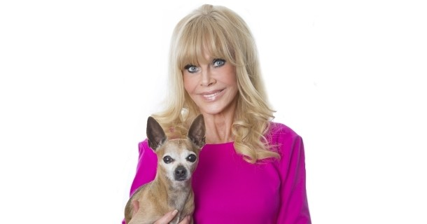 "Britt Ekland i ""The Eklands"" i TV3 Play"