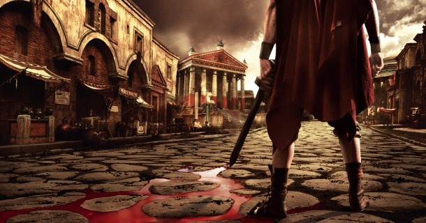 "Rom i tv-serien ""Rome"" i SVT Play"