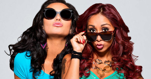 Snookie & JWOWW i TV3 Play