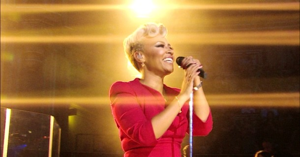 "Emele Sandé i ""Soul Power bonus - Emeli Sandé"" i Royal Albert Hall i SVT Play"