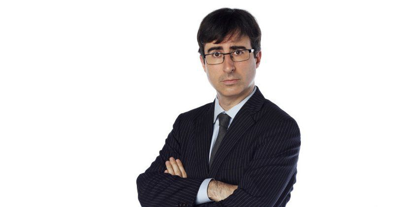"John Oliver i ""John Oliver's New York Stand Up Show"" i TV3 Play"