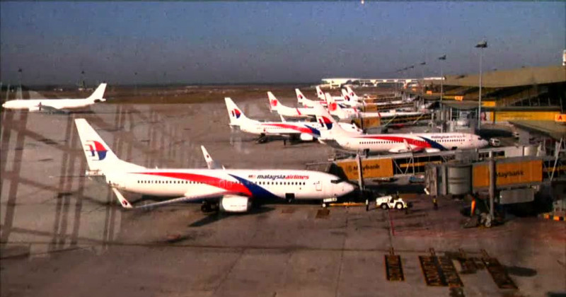 Mh370 i dokumentären Flight MH370 - flygkatastrofen i TV4 Play