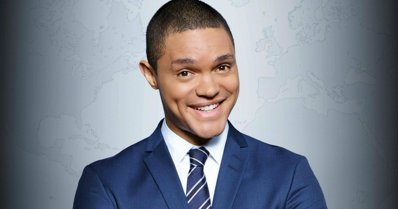 Trevor Noah i The Daily Show i TV3 Play