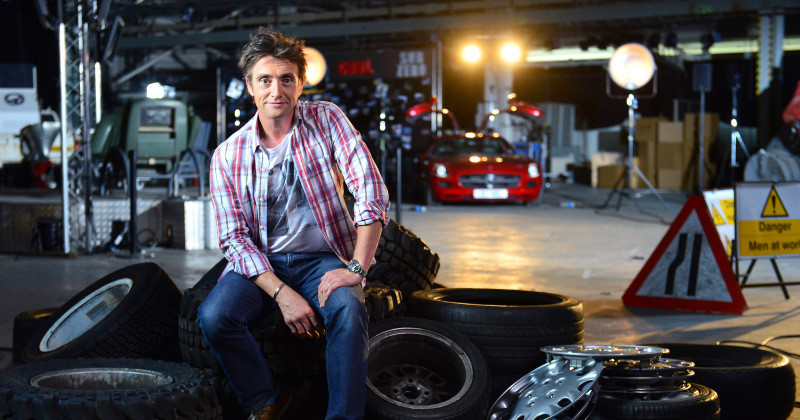 "Richard Hammond i ""Top Gear: Top 41"" i Kanal 9 Play"