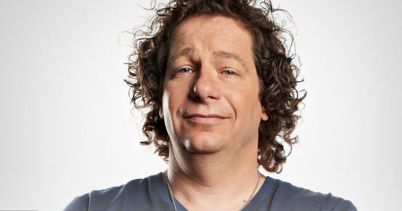 """Jeff Ross i """"The Burn With Jeff Ross"""" i TV3 Play"""