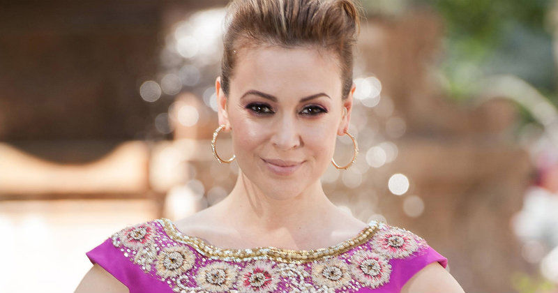 "Alyssa Milano i realityserien ""Project Runway Allstars"" i TV3 Play"