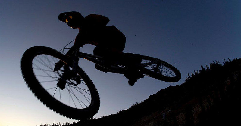 "Mountainbike i ""Scandinavian Outdoor Games LIVE"" i SVT Play"