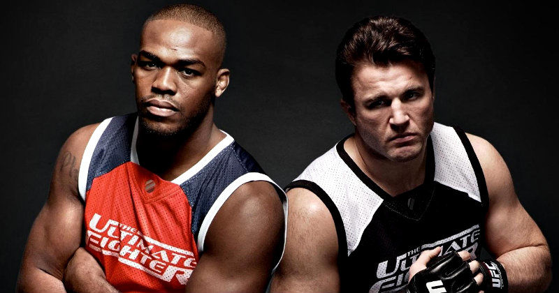 "MMA-fighters i serien ""The Ultimate Fighter"" i TV4 Play"