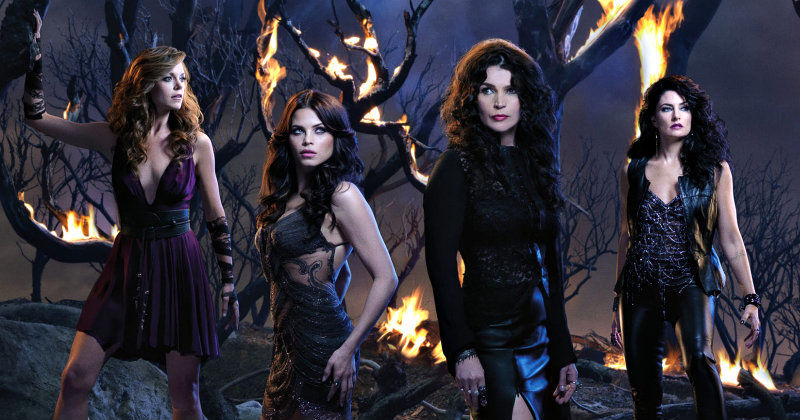 "Häxor i ""Witches of East End"" i TV3 Play"