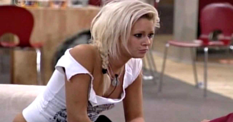 "Jessica i ""Big Brother 2006"" i Kanal 9 Play"