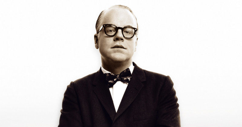 Philip Seymour Hoffman som Capote