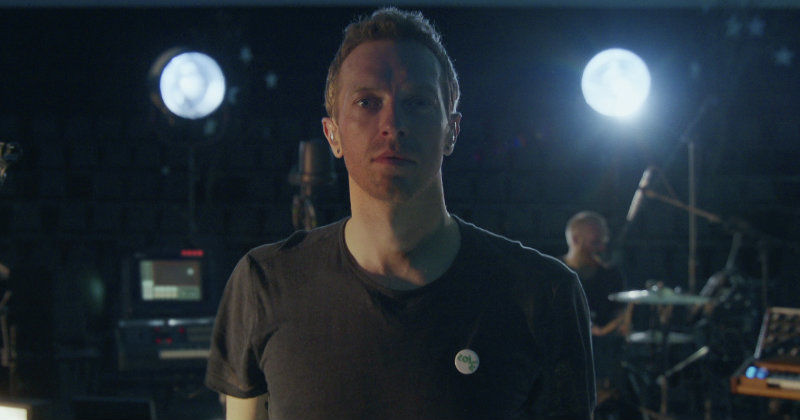 "Coldplay i ""Coldplay Ghost Stories Live"" i SVT Play"