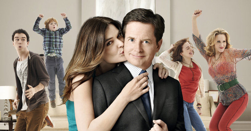"Michael J Fox i ""Michael J Fox Show"" i TV3 Play"