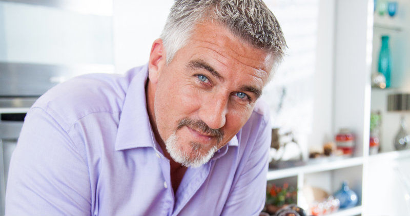 "Bagaren Paul Hollywood i ""Paul Hollywoods pajer och desserter"" i TV4 Play"