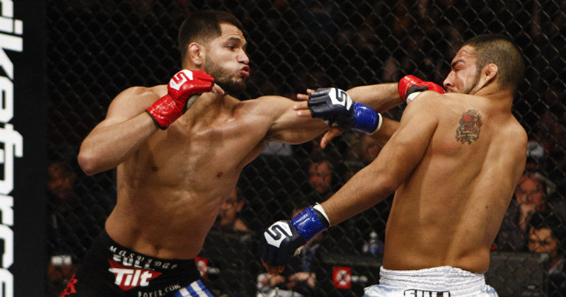 """UFC-fighters i """"UFC Now"""" i TV€ Play"""