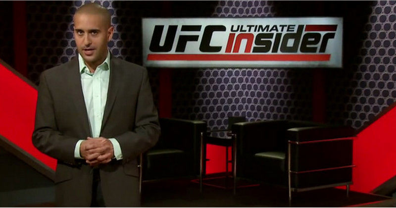 "Programledare i ""UFC Ultimate Insider"" i TV4 Play"