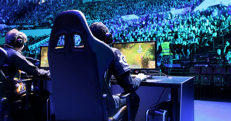 "Spelare i ""League of Legends Worlds"" i ""LoL Worlds"" i TV6 Play"