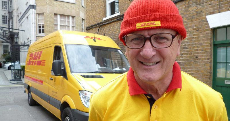 """Phil Couchman i realityserien """"Undercover Boss UK"""" i TV8 Play"""