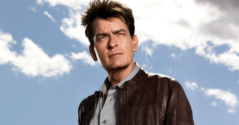 "Charlie Sheen i ""Anger Management"" i TV6 Play Viafree"