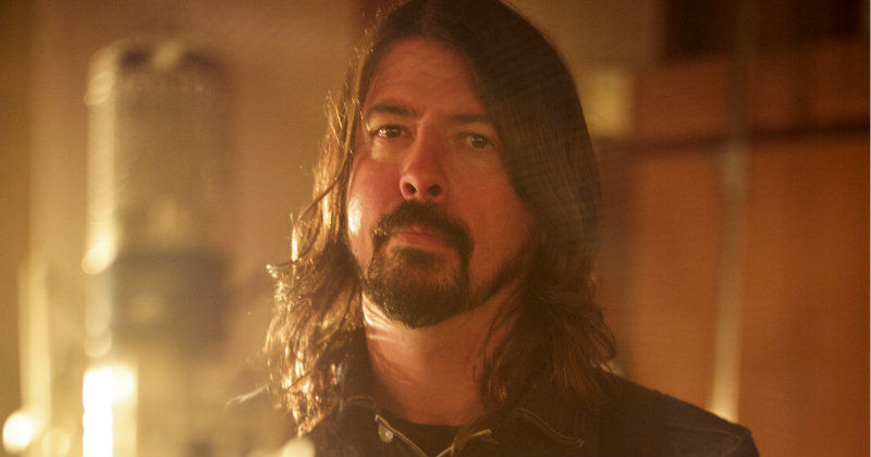 "Dave Grohl i Foo Fighters i ""Foo Fighters: Sonic Highways"" i SVT Play"