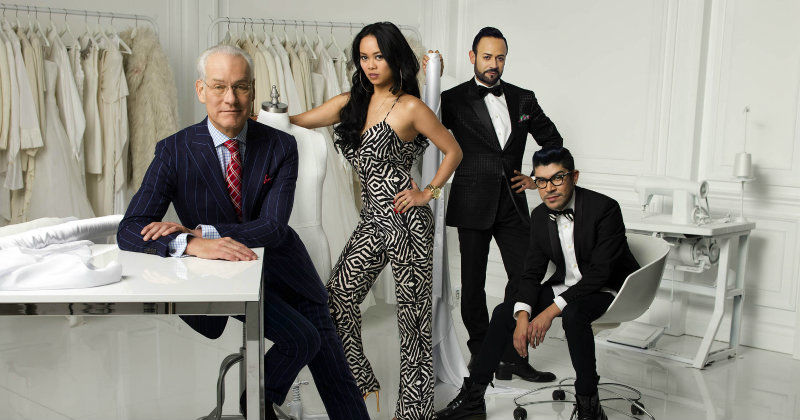"Medverkande i realityserien ""Project Runway: Under the Gunn"" i TV3 Play"