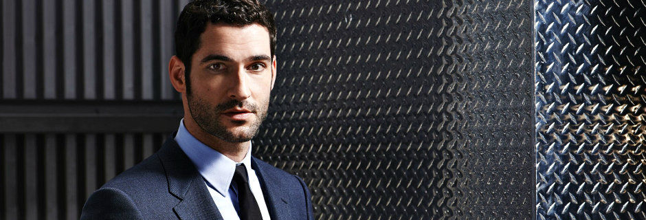 Tom Ellis i dramaserien Rush i TV3 Play