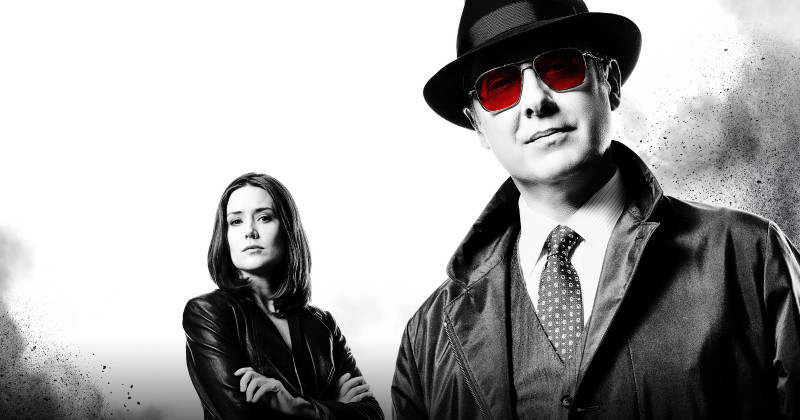 Skådespelare i The Blacklist i TV3 Play