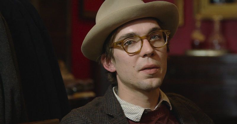 "Justin Townes Earle i ""Country Music - äkta country"" i SVT Play"