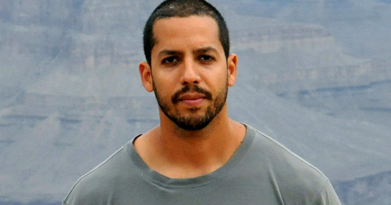 "David Blaine i ""David Blaine: Beautiful Struggle"" i Kanal 5 Play"